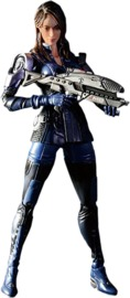 Mass Effect: Ashley Williams - Play Arts Kai Figure