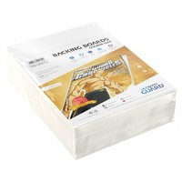 Ultimate Guard: Comic Backing Boards - Gold (100-Pack)