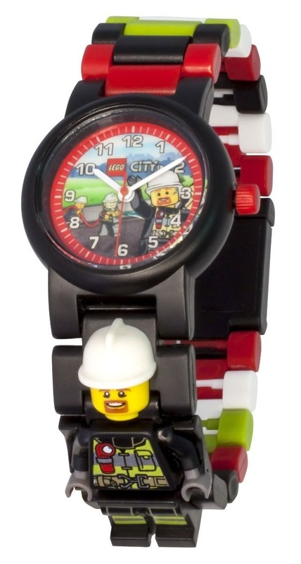 LEGO: City - Firefighter Buildable Watch