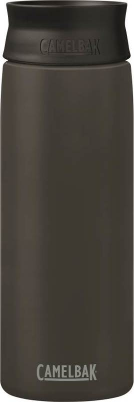 Camelbak: Hot Cap Vacuum Insulated Stainless Steel Travel Mug - Black (591ml)