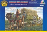 Italeri Napoleonic Wars Accessories 1:72 Model Kit