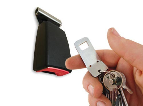 Buckle Up Key Holder image