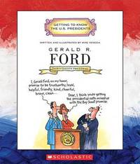 Gerald R. Ford by Mike Venezia image