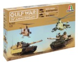 Italeri: 1/72 Gulf War 25th Anniversary Battle Set