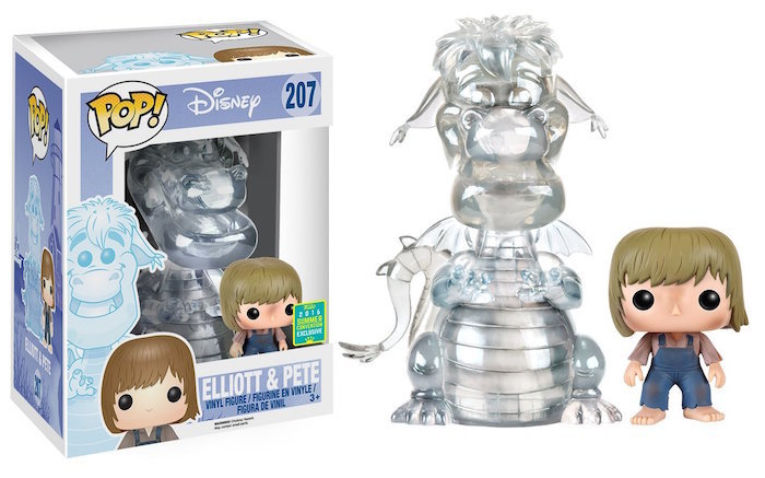 Pete's Dragon - Elliot & Pete Pop! Vinyl Set image