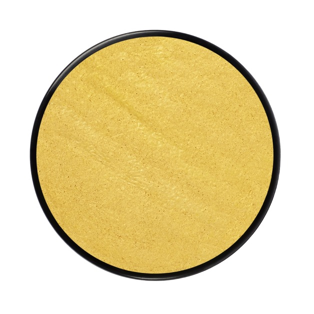 Snazaroo Face Paint - Metallic Gold (18ml)