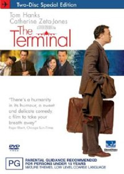The Terminal on DVD image
