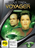 Star Trek: Voyager - Season 2 (New Packaging) DVD