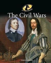 The History Detective Investigates: The Civil Wars by Simon Adams image