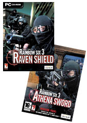 Raven Shield Gold (Raven Shield + Athena Sword) for PC