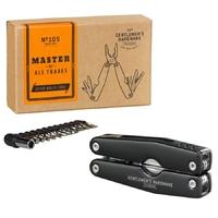 Gentlemen's Hardware Plier & Screwdriver Multi-Tool