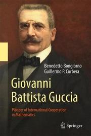 Giovanni Battista Guccia by Benedetto Bongiorno