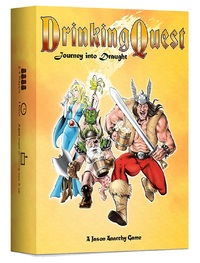 Drinking Quest: Journey into Draught - Party Game