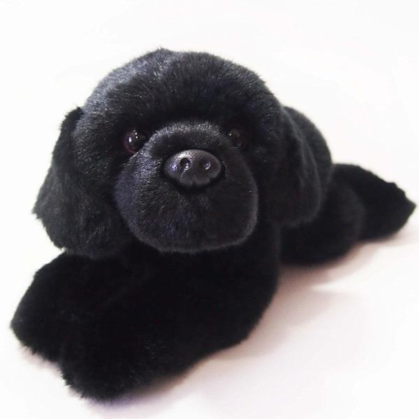 Dog: Midnight Black Labrador 25Cm image