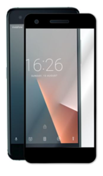 Vodafone Smart V8 Tempered Glass Screen Protector