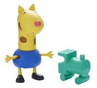 Peppa Pig: Figure & Accessory - Gerald Giraffe