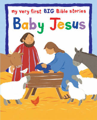 Baby Jesus by Lois Rock image