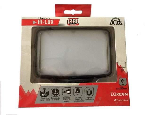 Doite Hi-Lux Light (1280 Lumens)