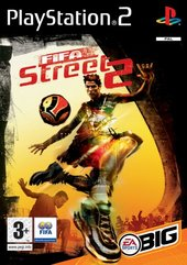 FIFA Street 2 for PS2