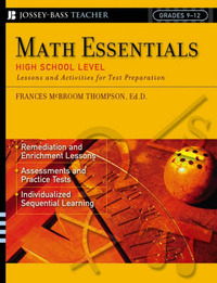 Maths Essentials by Frances McBroom Thompson image