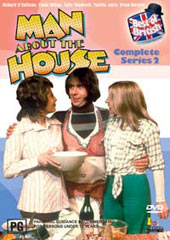 Man About The House - Complete Series 2 on DVD