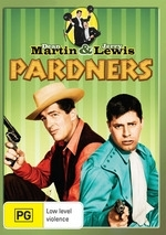 Jerry Lewis & Dean Martin : Pardners  on DVD