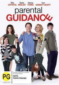 Parental Guidance on DVD