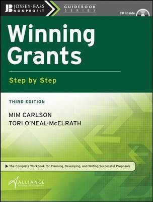 Winning Grants Step-by-step by Alliance for Nonprofit Management