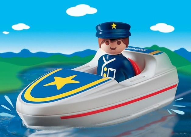 Playmobil 1.2.3 Coastal Search and Rescue (Age 1.5+)