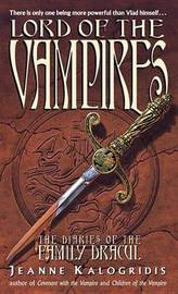 Lord of the Vampires by Jeanne Kalogridis image