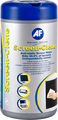 AF Screen-Clene Anti-Static Cleaning Wipes Tub of 100