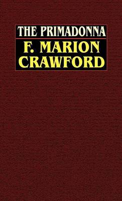 The Primadonna by F.Marion Crawford image