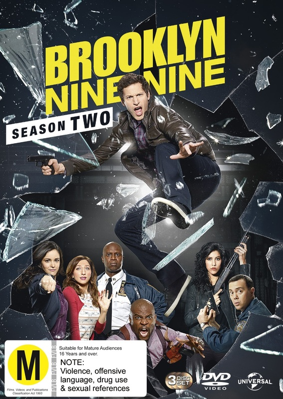 Brooklyn Nine-Nine - The Complete Season Two on DVD