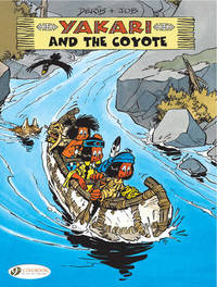 "Yakari and the Coyote by ""Job"""