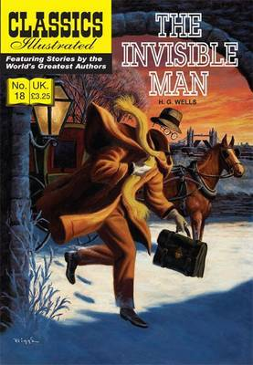 Invisible Man, The by H.G.Wells