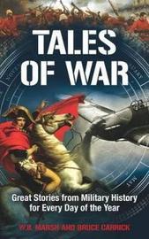 Tales of War by W.B. Marsh image