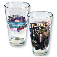 Guardians of the Galaxy Vol. 2 - Space Guardians Pint Glass