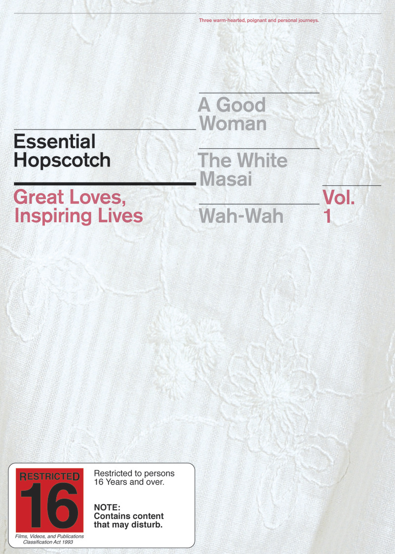 Essential Hopscotch - Great Loves, Inspiring Lives: Vol. 1 (3 Disc Set) on DVD image