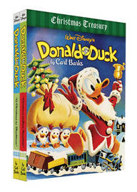 Walt Disney's Donald Duck Christmas Gift Box Set by Carl Barks