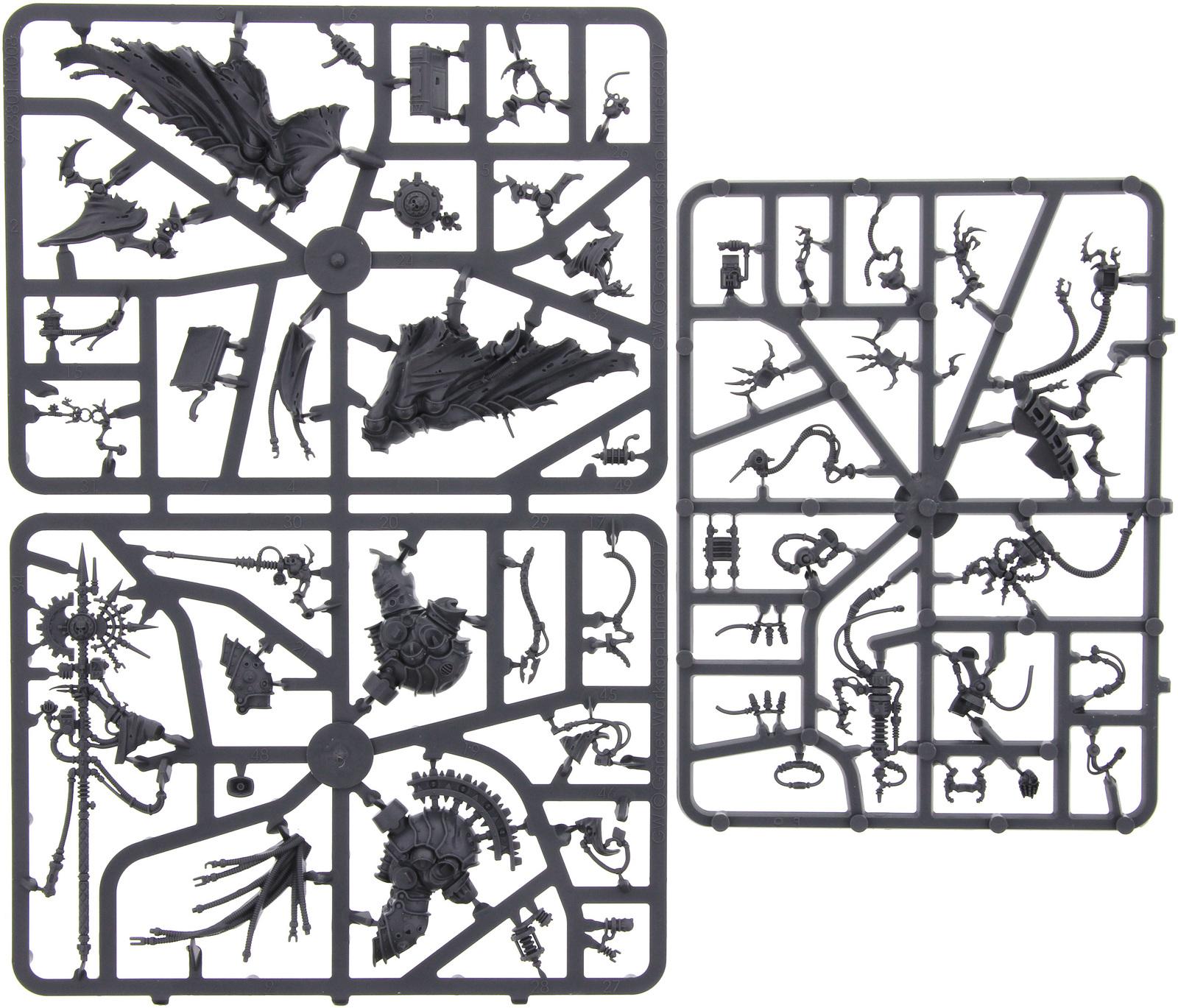 Warhammer 40,000: Adeptus Mechanicus Belisarius Cawl image