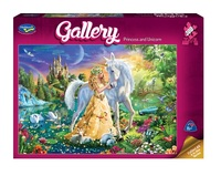 Holdson: 300pce Gallery Series 4 XL Puzzle (Princess and Unicorn)