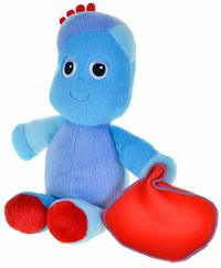 """In the Night Garden: Iggle Piggle - 12"""" Snuggly Singing Doll"""