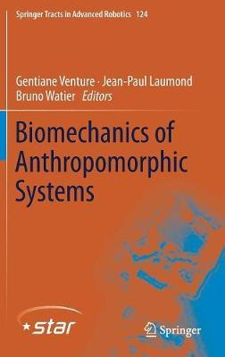 Biomechanics of Anthropomorphic Systems image