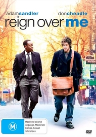 Reign Over Me on DVD