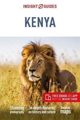 Insight Guides Kenya (Travel Guide with Free eBook) by APA Publications Limited