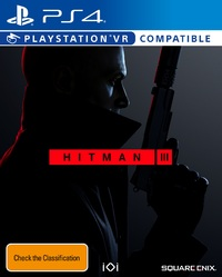 Hitman 3 for PS4