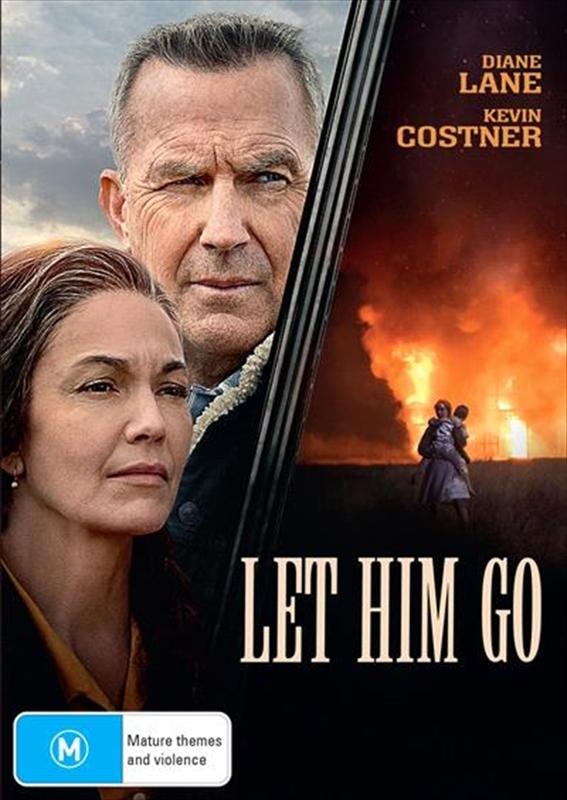 Let Him Go on DVD