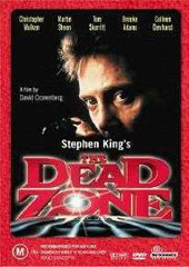 Dead Zone on DVD