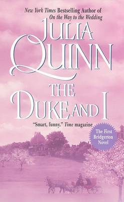 The Duke and I by Julia Quinn image