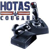 Thrustmaster HOTAS Cougar